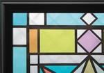 Art Crystal Jigsaw Panel Black (24.5 x 37cm)