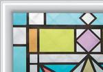 Art Crystal Jigsaw Panel White (24.5 x 37cm)