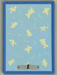 Disney 108 Piece Jigsaw Puzzle Panel Blue (18.2 x 25.7cm)