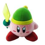 Kirby - Sword Kirby Plush (S)