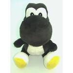 Super Mario - Black Yoshi Plush (SS)