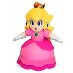Mario Party - Princess Peach Plush (S)