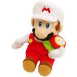 Super Mario - Fire Mario Plush (S)