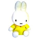 Miffy Plush - Yellow (L)