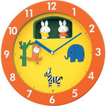 Miffy - Wall Clock M748