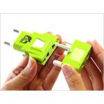 Multiplug Adapter - VA10G (Green)