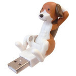 USB Situp Dog (Beagle)