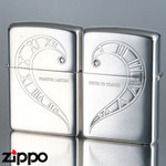 Pair Zippo - Love is Forever