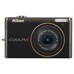 Nikon COOLPIX S640  (Calm Black)