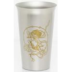 Titanium Beer Cup  (Thunder God)