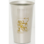Titanium Beer Cup  (Wind God & Thunder God)