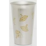 Titanium Beer Cup  (Fan)