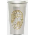 Titanium Beer Cup  (Sharaku)