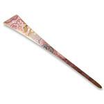 Titanium Hair Stick  (Peach)