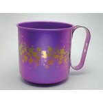 Titanium Mug Cup - Elegance  (Violet)