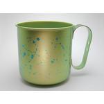 Titanium Mug Cup - Winter  (Morning Snow)