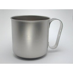 Titanium Mug Cup - Colors  (Plain)