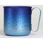 Titanium Mug Cup - Twinkle  (Blue)
