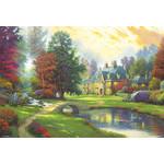 Thomas Kinkade - Lakeside Manor 2000 Small Piece Jigsaw Puzzle