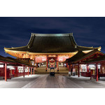 Scenes from Japan - Sensoji  300 Piece Jigsaw Puzzle