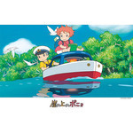 Studio Ghibli - Ponyo - The Put-Put Boat 300 Piece Jigsaw Puzzle