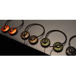 Sony MDR-570LP Overhead Band Stereo Headphones (Orange)