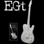 HANDSON Electric Guitar T Paper Craft Kit (PePaKuRa)