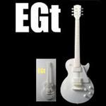HANDSON Electric Guitar L Paper Craft Kit (PePaKuRa)