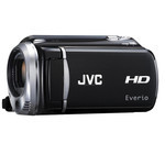 JVC Full HD Camcorder Everio GZ-HD620 (Black)