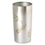 Titanium Double-Wall Tumbler - PREMIUM  (Bloom)