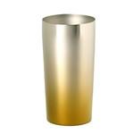 Titanium Double-Wall Tumbler - PREMIUM  (Amber Basic)