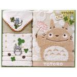 My Neighbor Totoro - Organic Cotton Towel Set
