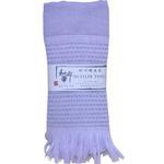 All Season Binchotan Scarf  - Light Violet