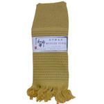 All Season Binchotan Scarf  - Mustard