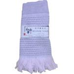 All Season Binchotan Scarf  - Light Blue