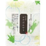 Kaya (Net Fabric) Handkerchief  - Frog