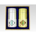 Ujicha -  Gyokuro & Very High Grade Sencha Gift Set