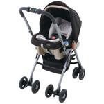 EX COMBI Multi 5 Way Baby Stroller (Ultimate Black)
