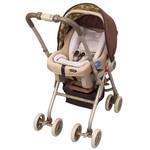 EX COMBI Multi 5 Way Baby Stroller (Coco Beige)