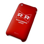iPhone 3G/3GS Shell Jacket Dragonball Z Kai Red Ribbon Army
