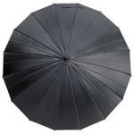 mabu - Ultralight 16 Rib Umbrella Irodori (Black Diamond)