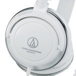 Audio-Technica - ATH-SJ11 Headphones (WH)