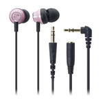 Audio-Technica - ATH-CKM33 Earbuds (PK)
