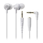 Audio-Technica - ATH-CKM33 Earbuds (WH)