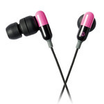 ELECOM - Sundries Drugs - Capsule Style Earphones EHP-CIN50BK (Black)