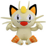 Pokemon - Meowth Plush