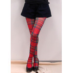 Harajuku Style Tartan Tights/Leggings - Made in Japan
