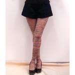 Harajuku Style Modern Stripe Tights/Leggings - Made in Japan