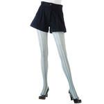 Harajuku Style Vertical Stripe Tights/Leggings