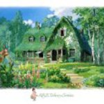 Kiki's Delivery Service 500 pieces Jigsaw puzzle